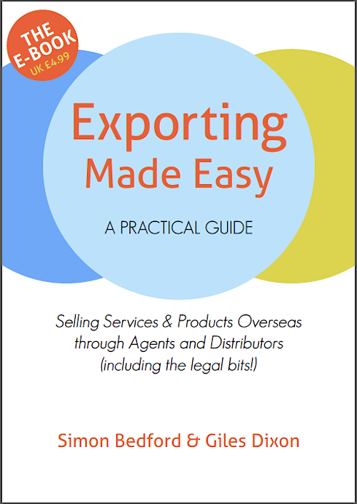 Agents Distributors Exporting Made Easy